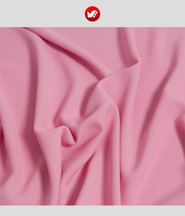 انواع پارچۀ کرپ در طراحی لباس