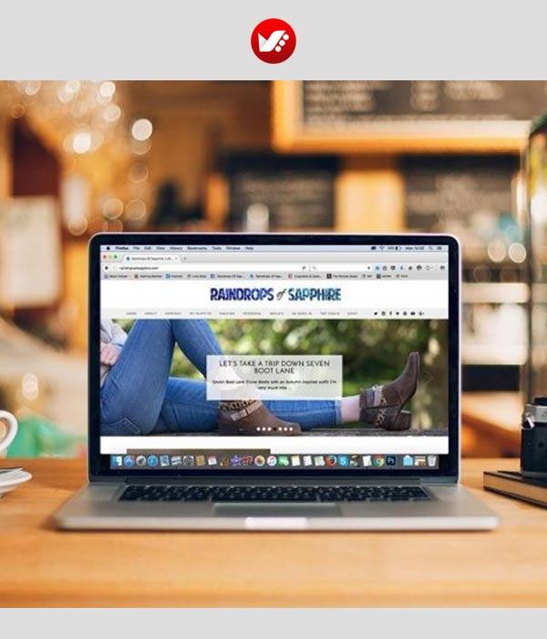 فشن بلاگر و طراحی سایت