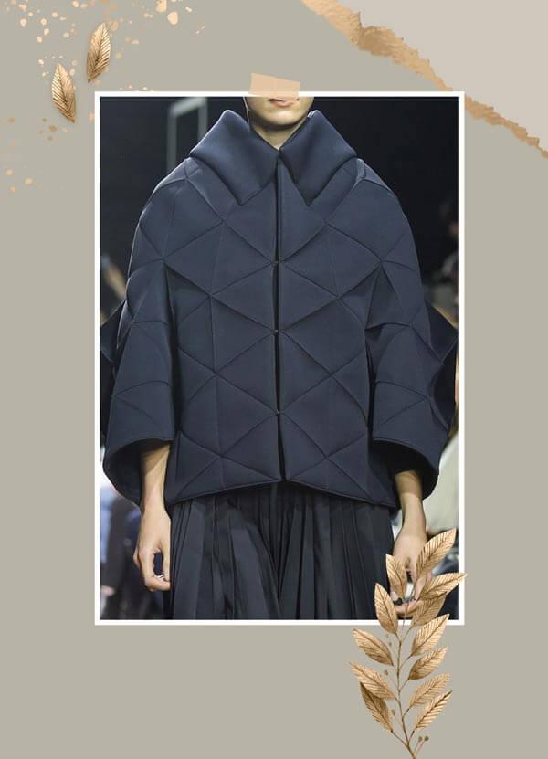 اوریگامی در طراحی پوشاک