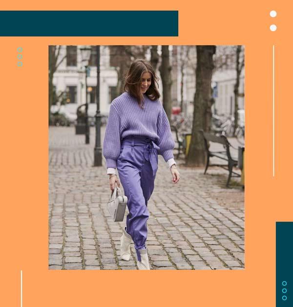 معرفی رنگ های ترند پاییز 2020